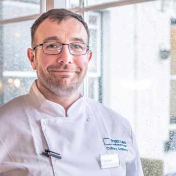 Daniel Winstanley is taking the helm of the English Lakes Hotels Culinary Academy
