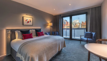 The Resident Covent Garden – Junior Suite 509 LR