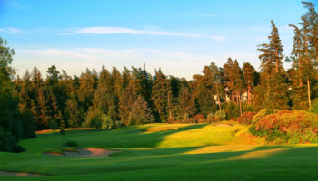 Slaley Hall – Hunting 2nd hole