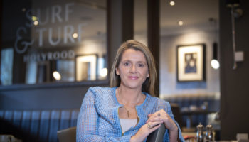 Tara O'Neill, CEO Macdonald Hotels