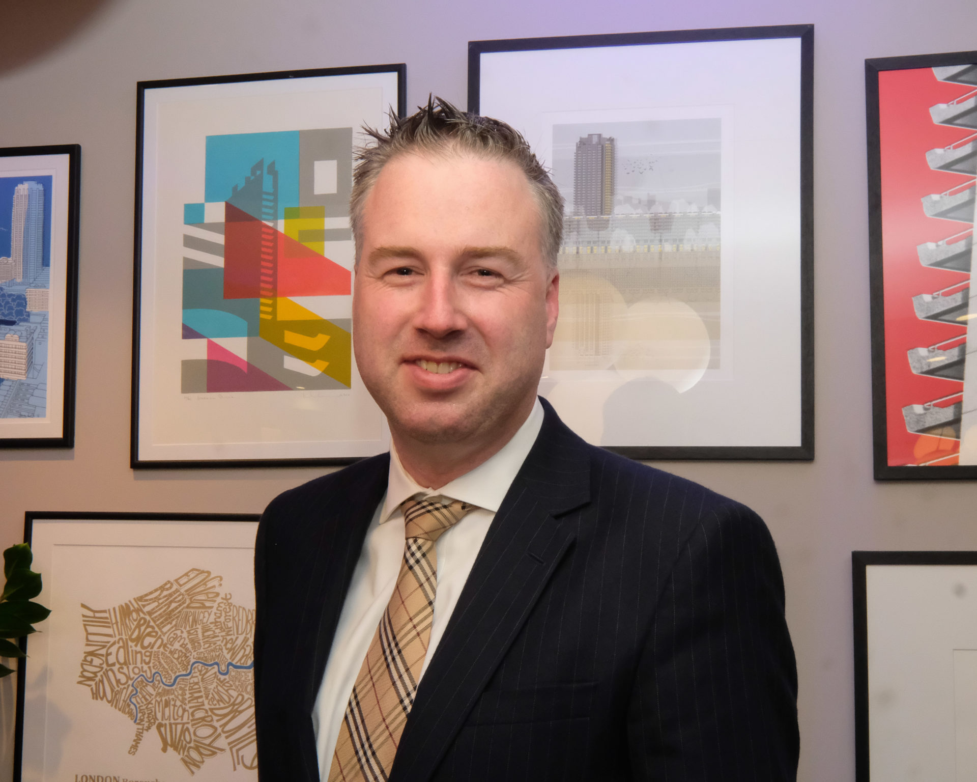 Mark Hardy, General Manager at The Cavendish London