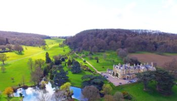 Dumbleton Hall Hotel and lake – resize2